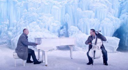 Микс «Зимы» Вивальди и оскароносной песни из м/ф «Холодное сердце»