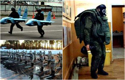 17 забавных снимков о нескучных армейских буднях