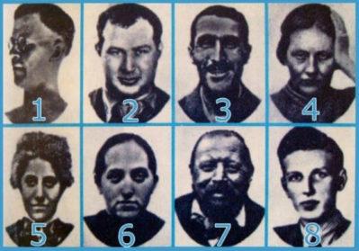 Тест Сонди: выберите человека, который вызывает у вас страх или отвращение
