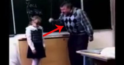 Вот на что способны маленькие девочки, если их довести до ручки…