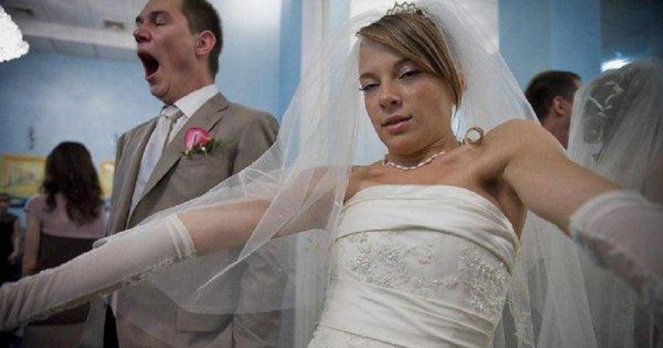 Чтобы не было скучно на свадьбе